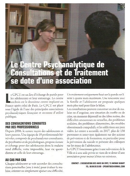 Article Info ville Antibes avril 18